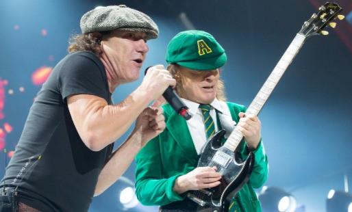 AC/DC confirma retorno com a formação clássica de Back in Black