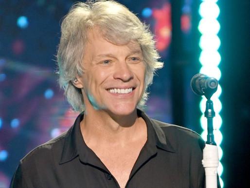 Bon Jovi: entrevista exclusiva e show completo serão disponibilizados em streaming