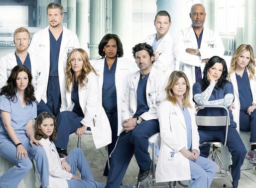 Grey's Anatomy falará sobre COVID-19 na próxima temporada