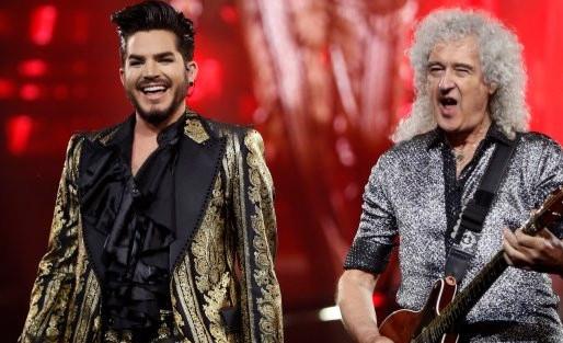 """Queen + Adam Lambert compartilham nova versão ao vivo de """"I Was Born To Love You"""" ; confira"""
