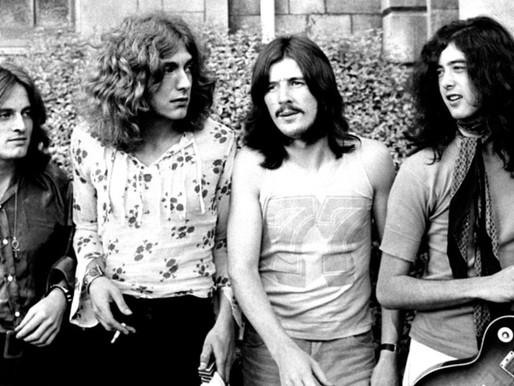 """Há 50 anos, o Led Zeppelin lançava o single """"Immigrant Song"""""""