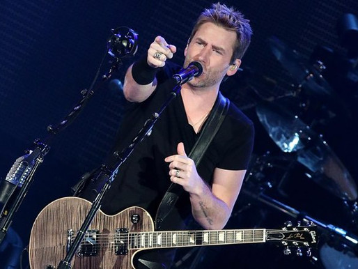 """Nickelback grava versão inusitada de """"Rockstar"""" com grupo britânico e viraliza na internet; assista"""
