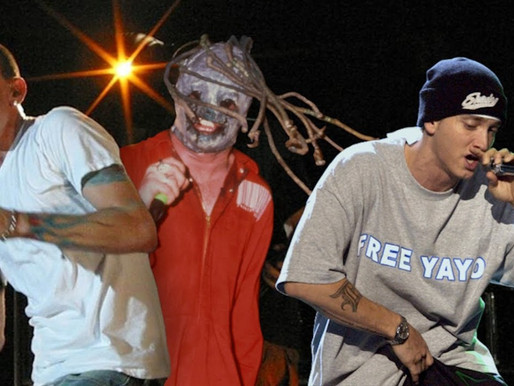 Brilhante mashup une Linkin Park, Slipknot e Eminem; assista