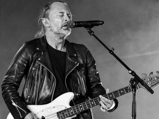 Radiohead volta a liberar transmissão de shows de arquivo