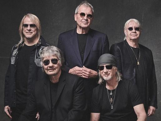 Deep Purple lança, pela primeira vez, DVD de show antológico; confira