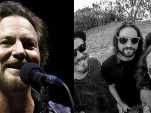 Banda brasileira Black Circle participa de evento virtual a convite de Eddie Vedder