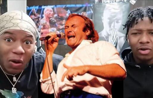 "Após vídeo viral, Phil Collins teve aumento de 1100% nas vendas de ""In The Air Tonight"""