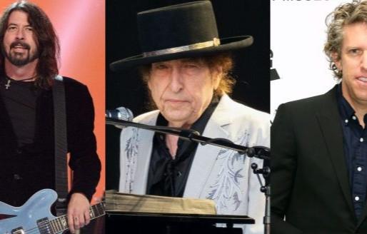 Dave Grohl e Greg Kurstin fazem versão brilhante de clássico de Bob Dylan; assista