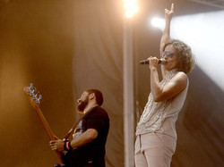 SHOW - ROCK IN RIO - SUNSET 2013