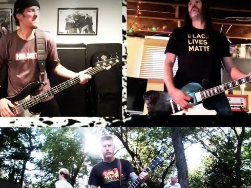 "Korn, Mastodon e Anthrax fazem versão de ""We Care a Lot"", do Faith No More; assista"