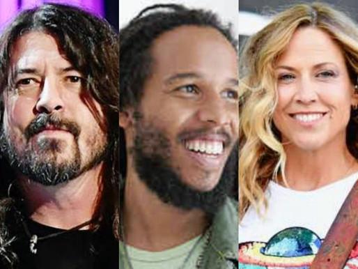 Foo Fighters, Ziggy Marley e Sheryl Crow participam de evento virtual beneficente; confira