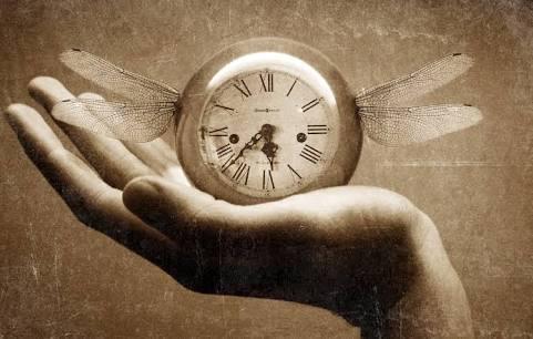 O feitiço do tempo