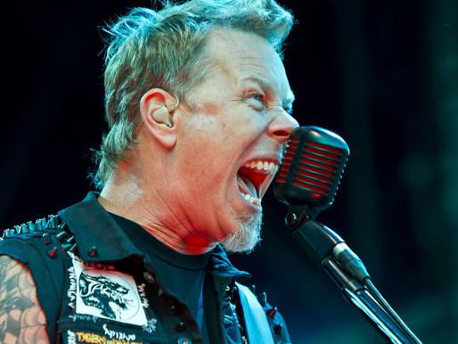James Hetfield, do Metallica, fala sobre a importância da educação musical; confira