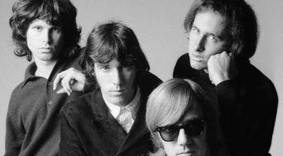 Material inédito do The Doors é disponibilizado