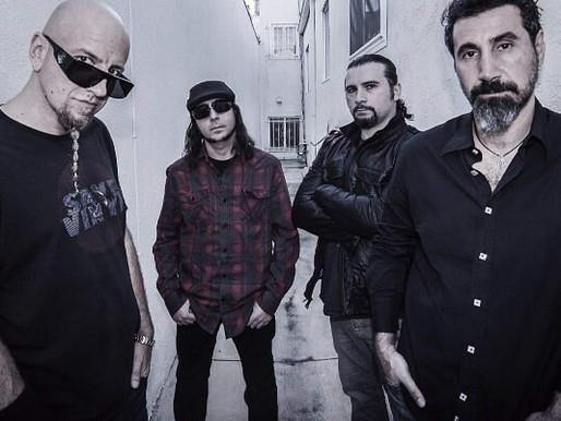 System of a Down anuncia live beneficente com convidados e lançamento de videoclipe; confira