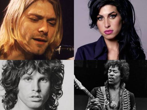 """Inteligência Artificial cria """"novas"""" músicas de Nirvana, Amy Winehouse, Doors e Hendrix"""
