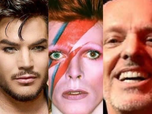 Adam Lambert, Peter Frampton e grandes nomes celebram David Bowie em live