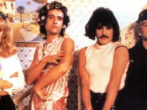 "Há 37 anos, o Queen filmava o videoclipe de ""I Want To Break Free"""