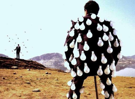 """Reedição especial de """"Delicate Sound of Thunder"""", do Pink Floyd, chega em novembro"""