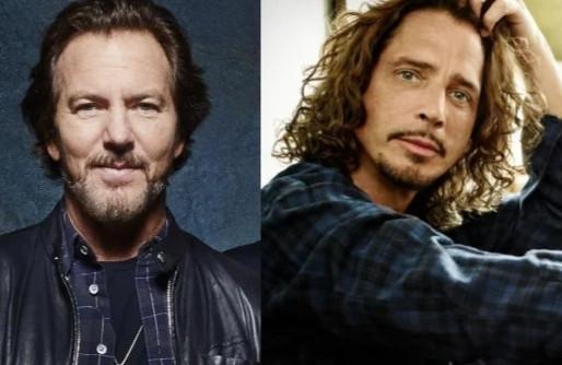 Eddie Vedder fala sobre amizade com Chris Cornell em programa de rádio; assista