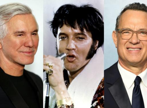 Filme sobre Elvis Presley vai retomar as filmagens este mês