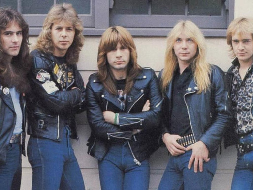"Há 39 anos, o Iron Maiden lançava o clássico single ""The Number of the Beast"""