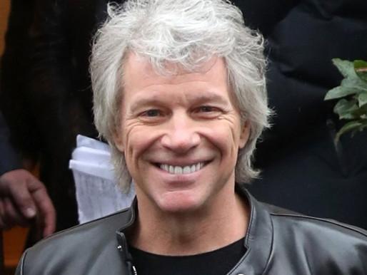 "Jon Bon Jovi é o entrevistado de hoje no programa ""Conversa com Bial""; confira"