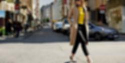 mode på gatan