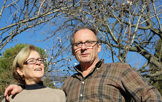 Karin van Volen och man