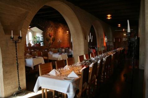 Restausangen i klostret