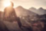 Solnedgång på Grönland
