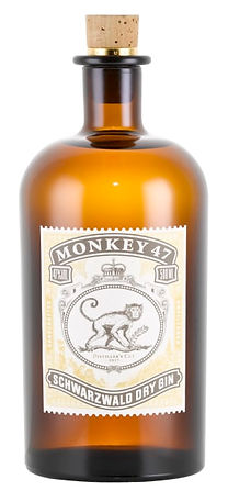 Ginflaska Monkey 47