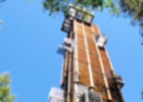 Dzintari Forest Park sightseeing tower