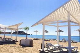 Solstolar på Cypern