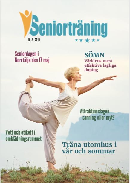Seniorträning Nr 2 - 2019