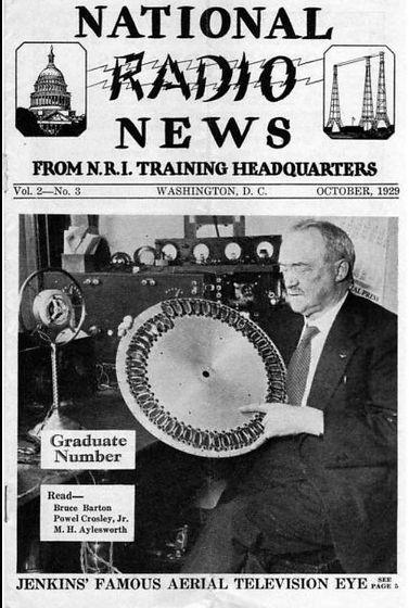 Jenkins National Radio News 1929.JPG