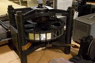 La roue à miroirs de René Barthélemy
