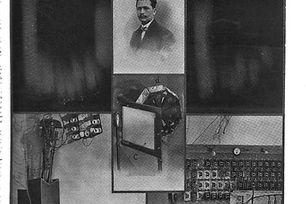 Le téléphote de Georges Rignoux (Scientific American)