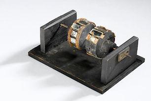 Premier modèle de roue à miroirs de Ll. B. Atkinson