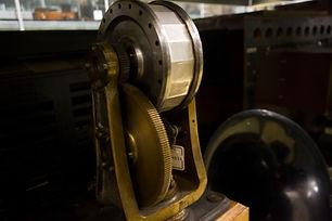La roue à miroir d'Edouard Belin