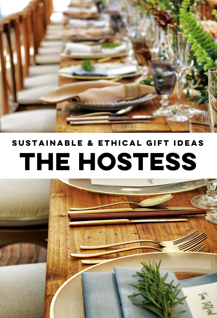 Ethical and Sustainable Gift Ideas for a Hostess