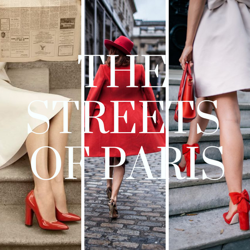 The Street of Paris