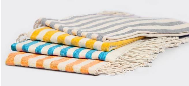Fair trade dish towels