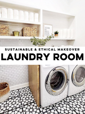 Make a Difference while doing laundry