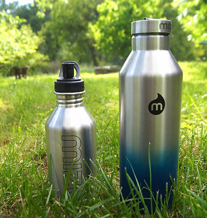 What's the best way to drink water? Find out on Phil Org's review of Mizu water bottles.