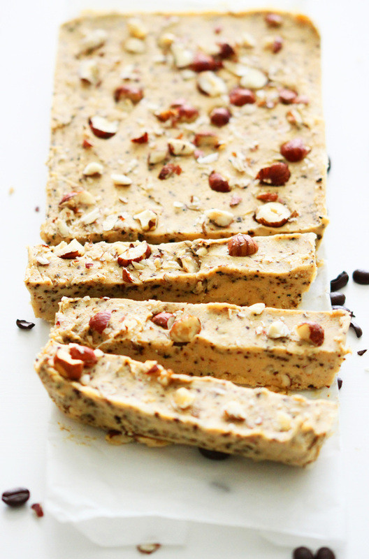 Vegan Hazelnut Coffee Fudge Recipe at Allison Day's Blog