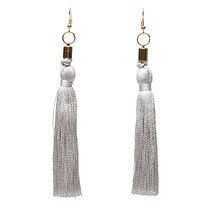 J1016_Bree_Tassel_Earrings_Silver_Grey_1