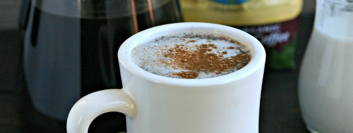 From Everyday Maven - Dirty Chai Latte