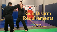 Koval Taekwondo Gun Defense Youtube Thumbnail