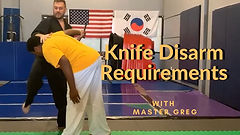 Koval Taekwondo Knife Defense Youtube Thumbnail